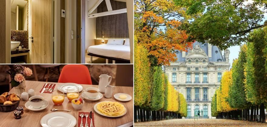 All Saints Day at Hotel de Lille