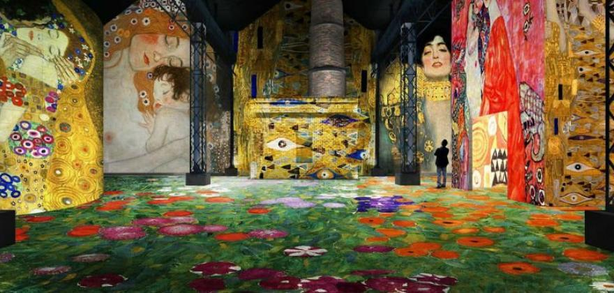 Digital Secession at the Atelier des Lumières