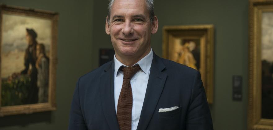 Olivier Simmatau Musée d'Orsay : un pari impressionniste