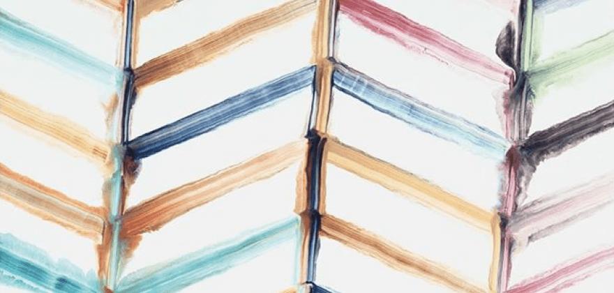 Bernard Frize - Bruit de l'Art N°23