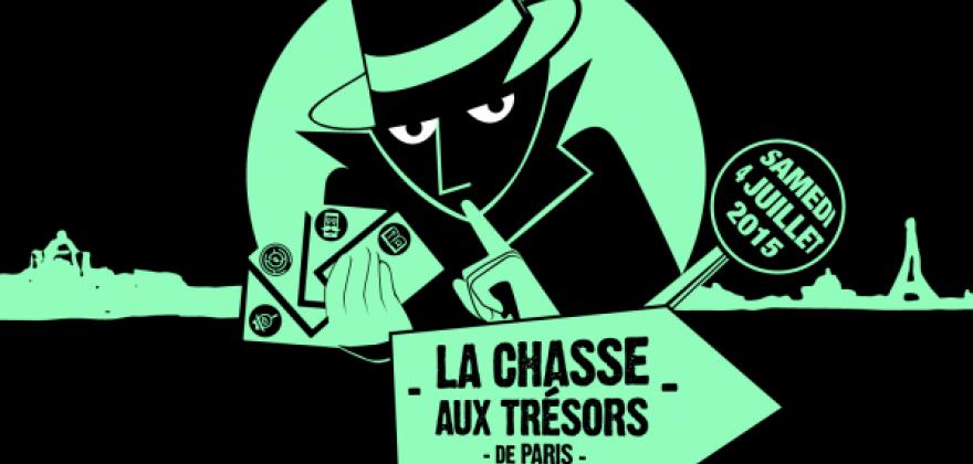 Ce week-end, chasse aux trésors géante dans Paris