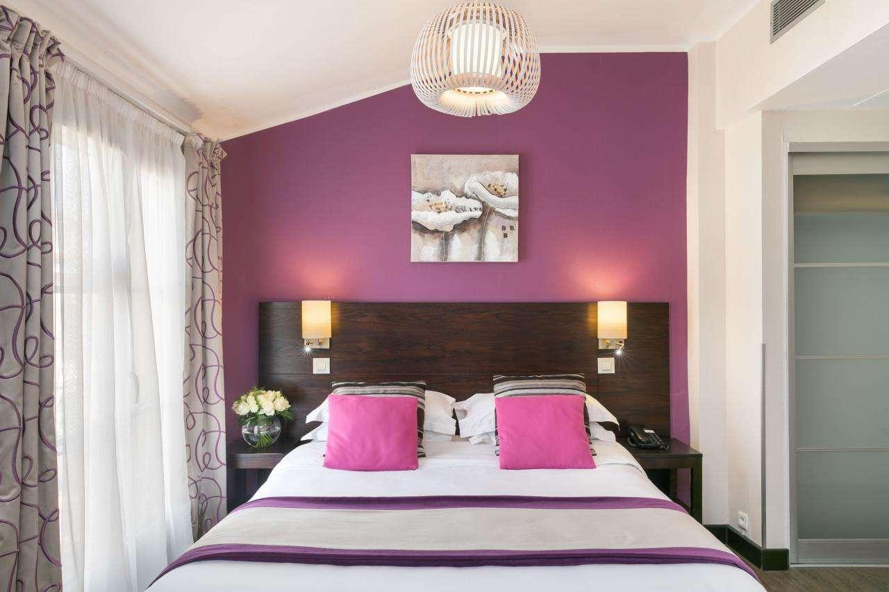 Hôtel Florence Nice - Chambre