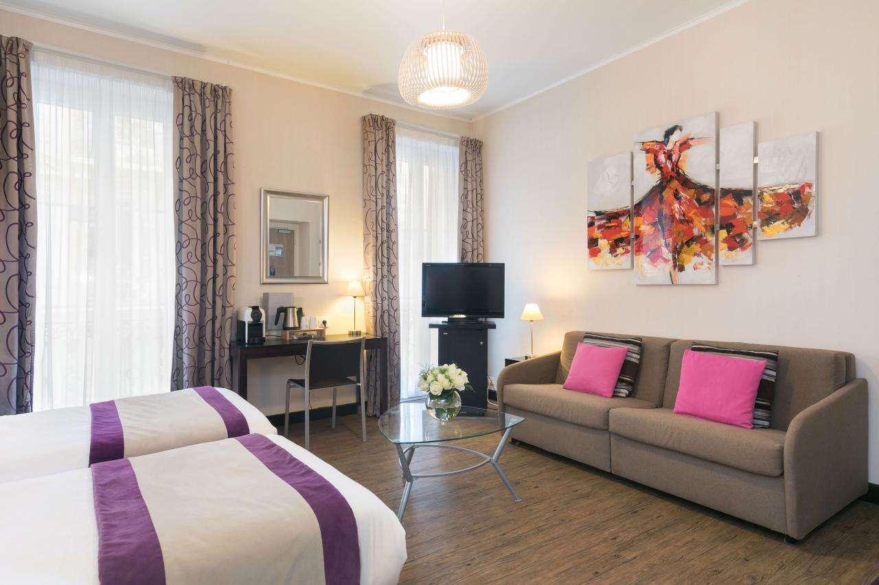 Hotel Florence Nice - Room