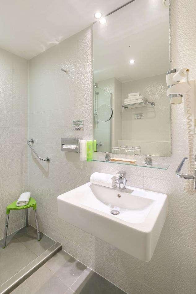 Hôtel Florence Nice - Chambre - Salle de bain