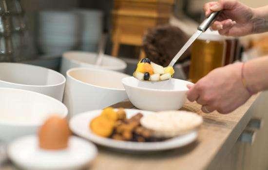 Un petit-déjeuner healthy et gourmand à l'Hôtel Florence Nice