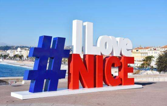 Top 8 places to take photos in Nice