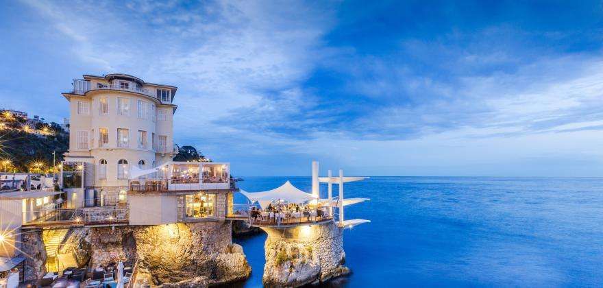 10 restaurants en bord de mer à Nice