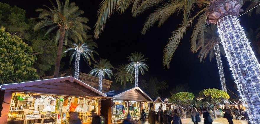 Noël et Nouvel an à Nice