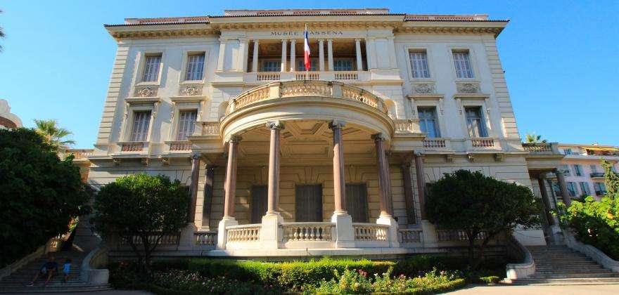 Museen und Galerien in Nizza