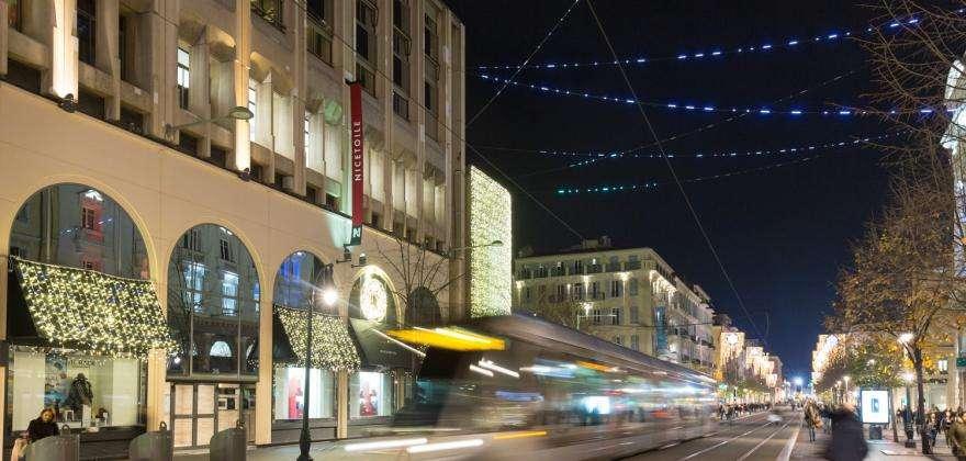 Votre hôtel pour un week-end shopping à Nice