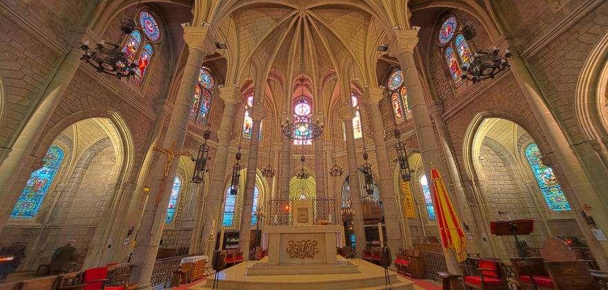 Churches and basilicas