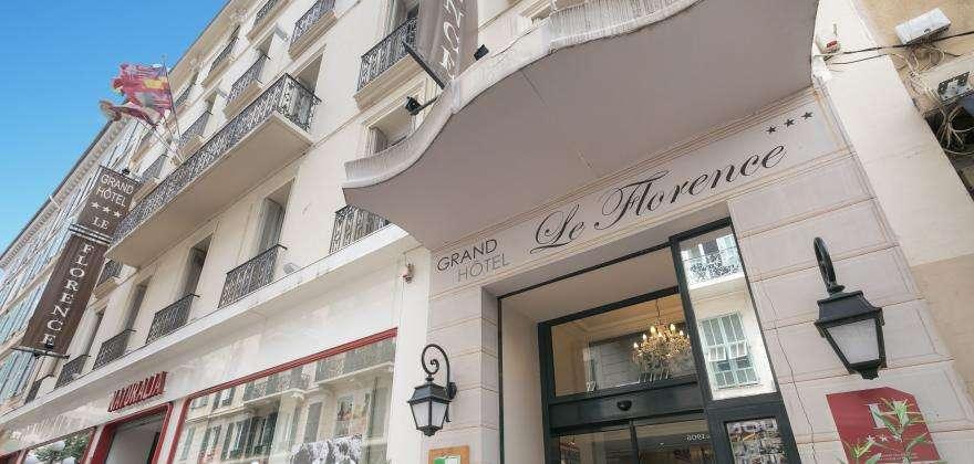 Bienvenue sur le nouveau site de l'hôtel Florence Nice