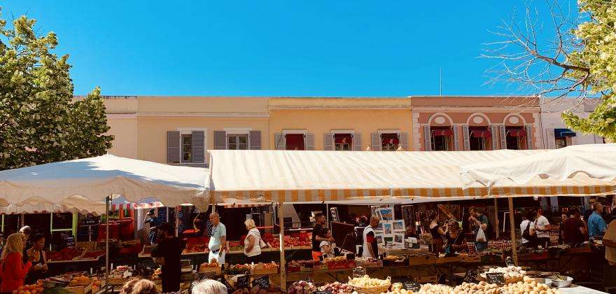 Nice's unmissable markets