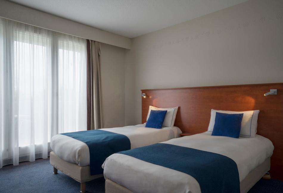 Admiral's Hotel - chambres
