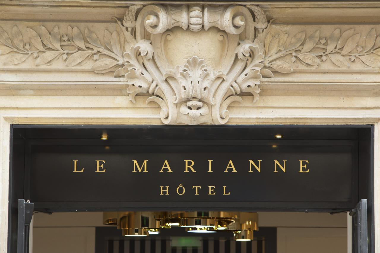 Hotel Le Marianne - Entrance