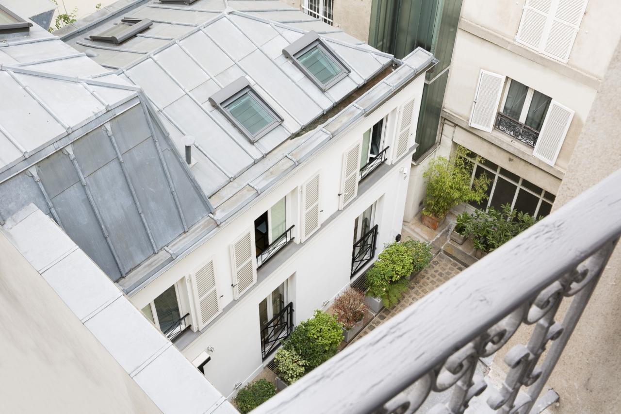 Hôtel Le Marianne - Patio