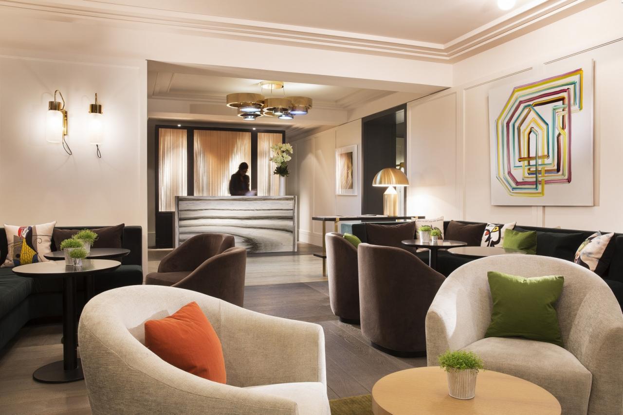 Hôtel Le Marianne - Réception