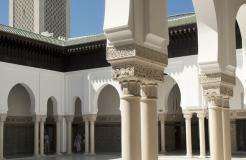 A quick tour of the Grand Mosque of Paris