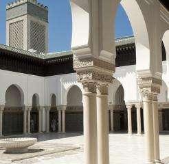 Un petit tour à la Grande Mosquée de Paris