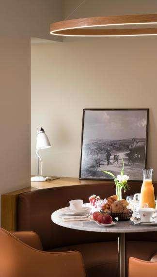 Le Six Hôtel - Lounge