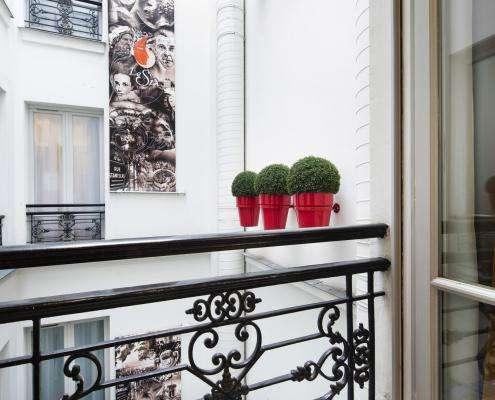 Le Six Hôtel - Classic room