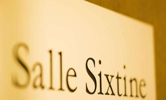Le Six Hôtel - Sixtine room