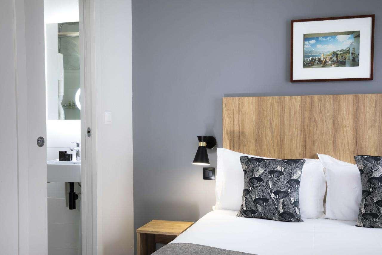 Hotel Moulin Vert - Rooms