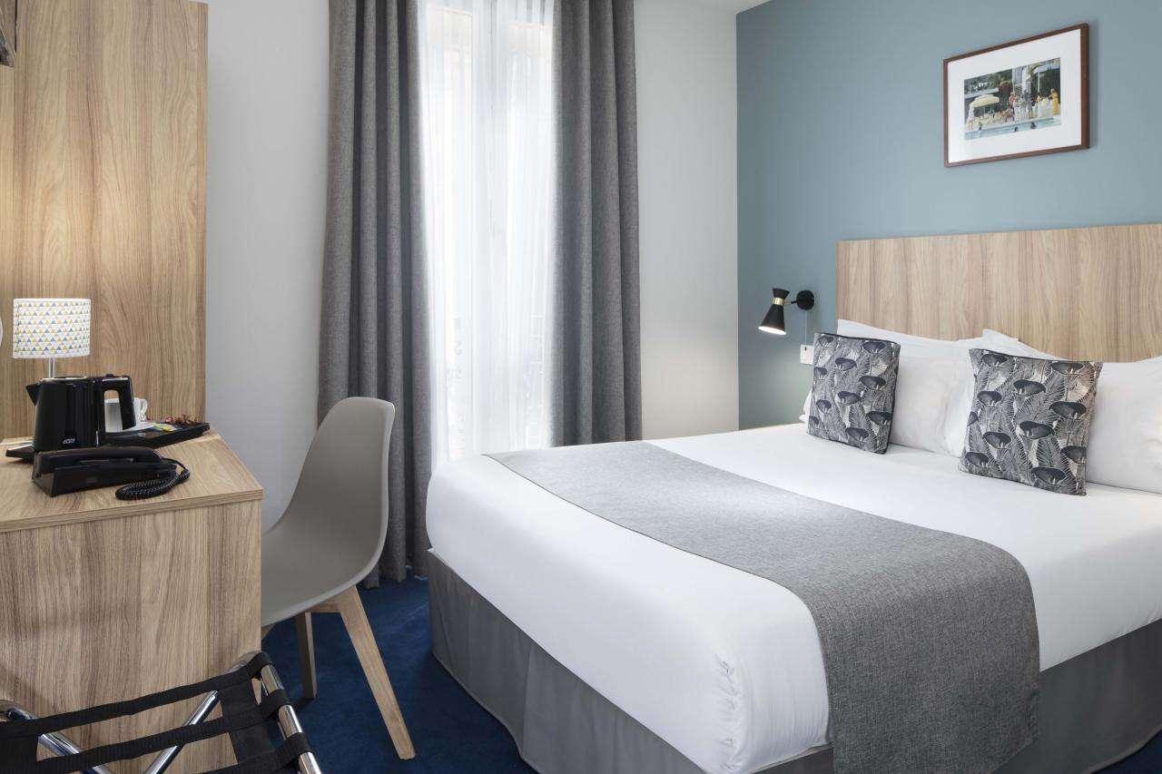 Hotel Moulin Vert - Room