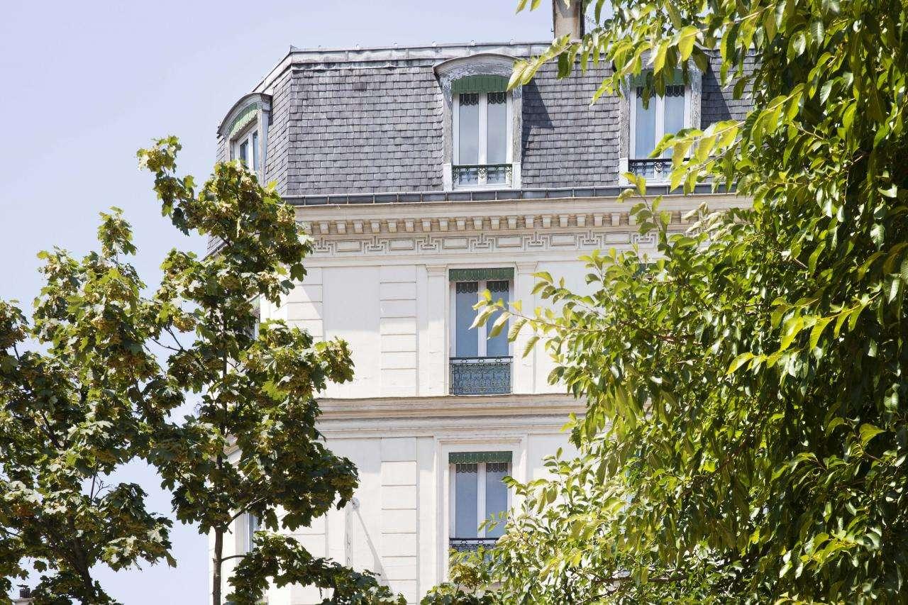Hôtel Moulin Vert - Rue
