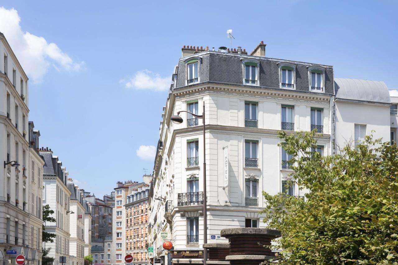 Hôtel Moulin Vert - Situation