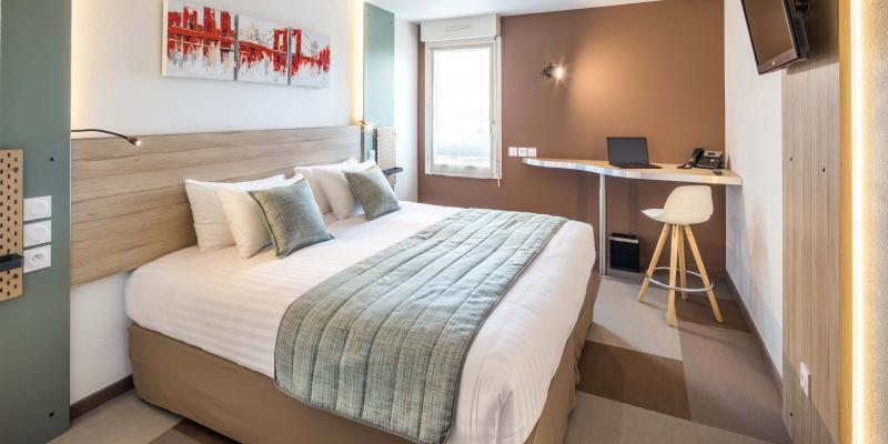 Bienvenue sur le nouveau site de Carré Pau Airport Hotel