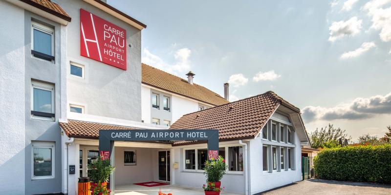 Inauguration du Carré Pau Airport Hôtel
