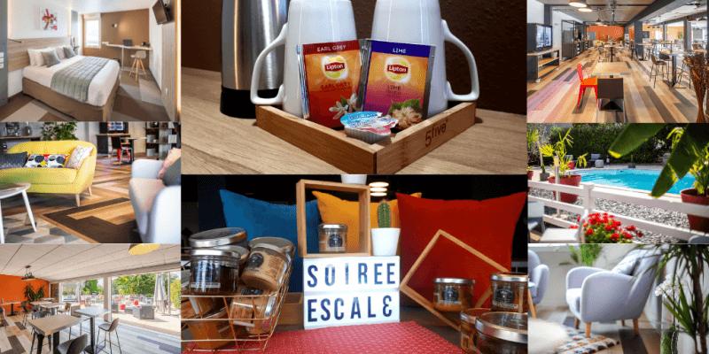 News in Carré Pau Airport Hotel***