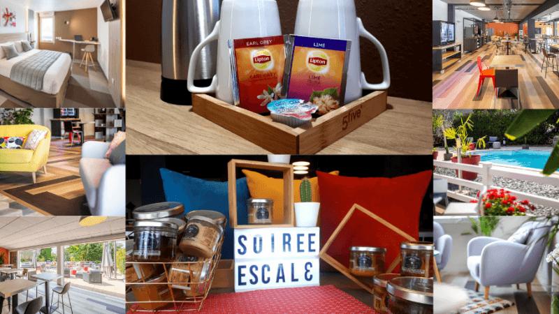 Les nouveautés du Carré Pau Airport Hotel***