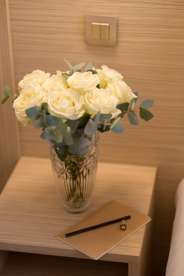 Hotel Alexandrine Opera Paris - Flowers