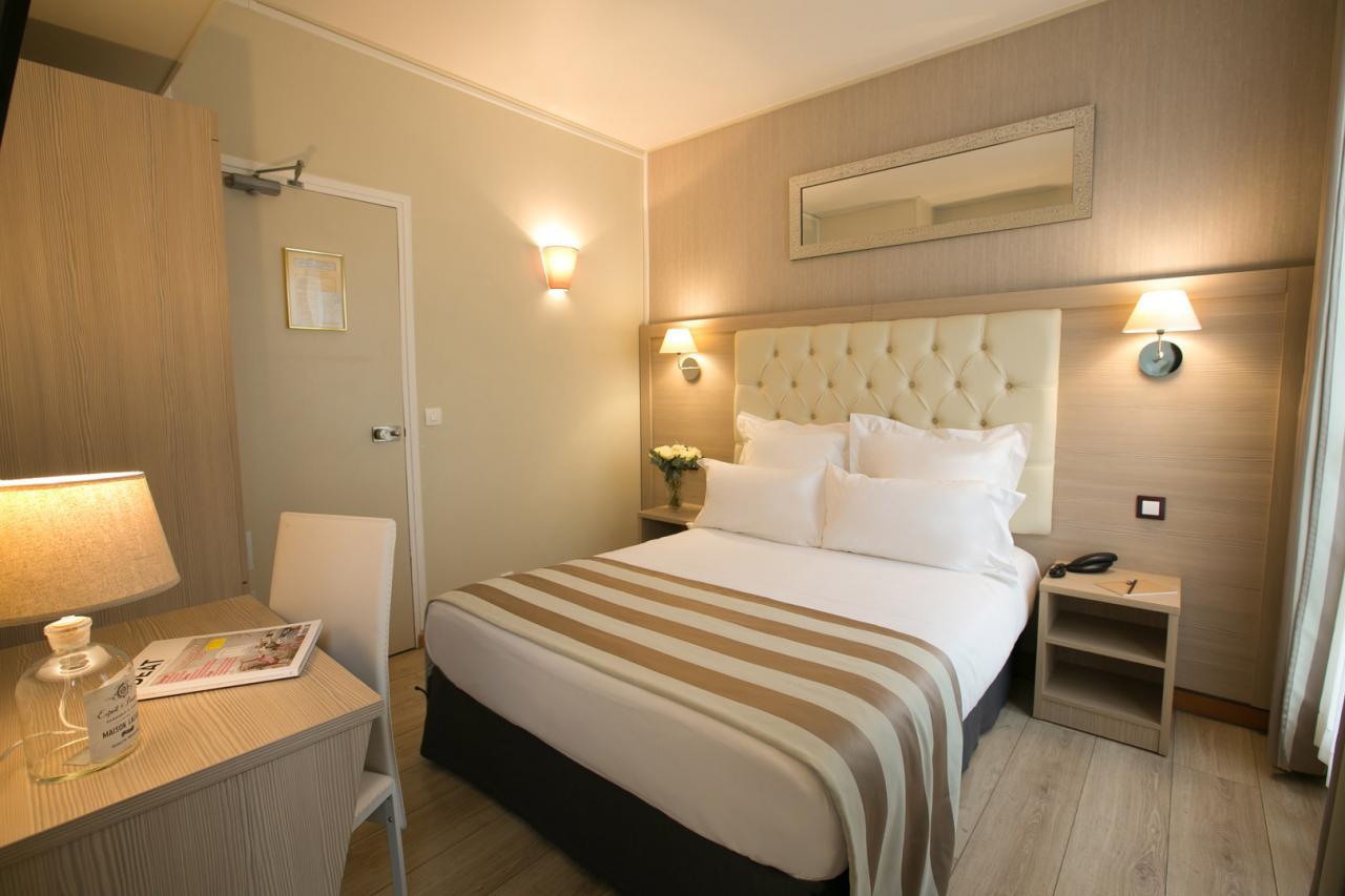 Hotel Alexandrine Opera Paris - Room