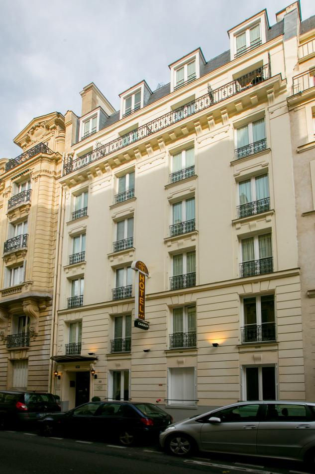 Hôtel Alexandrine Opéra Paris - Hotel