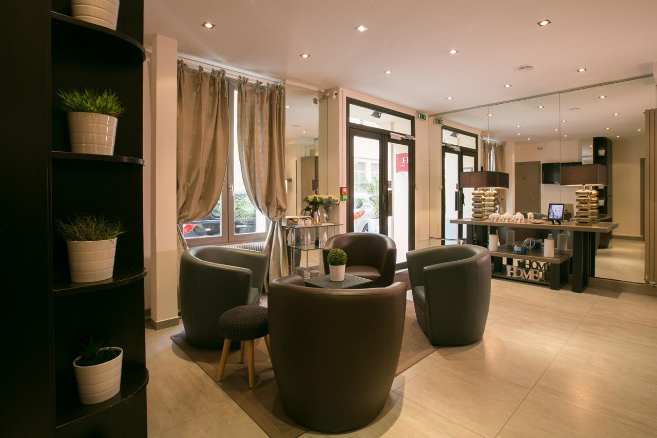 Hotel Alexandrine Opera Paris - Reception