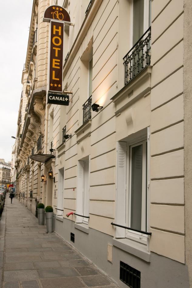 Hotel Alexandrine Opera Paris - Hotel