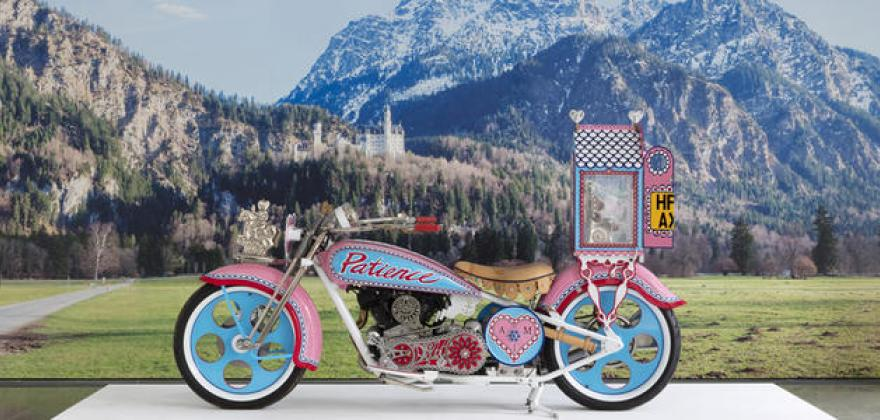 Exhibition of Grayson Perry - Vanity, Identity, Sexuality