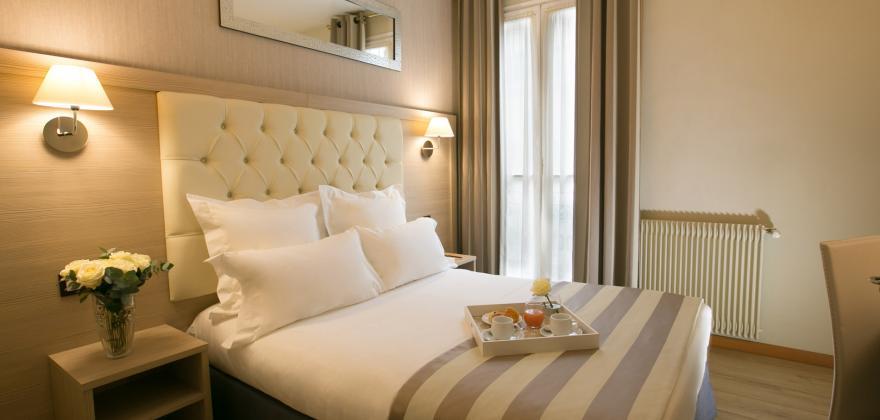 Bienvenue sur le nouveau site de L'Hôtel Alexandrine paris