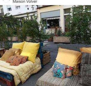 Hotel Maison Volver - Social Wall