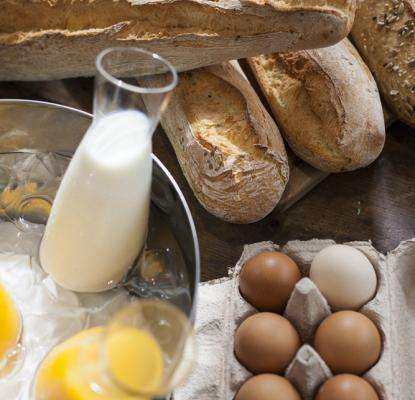 Hotel Maison Volver - Petit déjeuner
