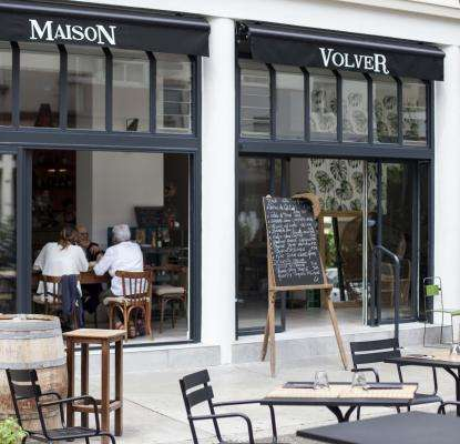 Hotel Maison Volver - Restaurant