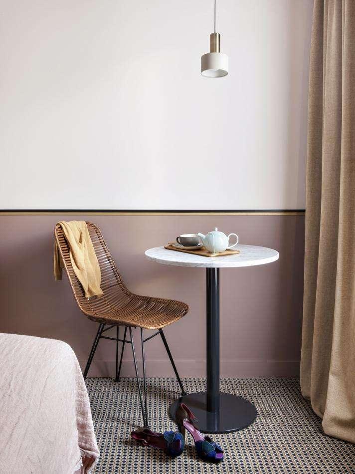 Hôtel Doisy - ChambreHotel Doisy - Room