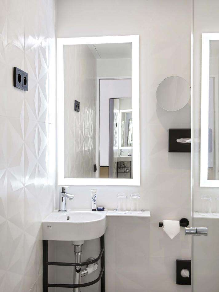 Hotel Doisy - Room - Bathroom