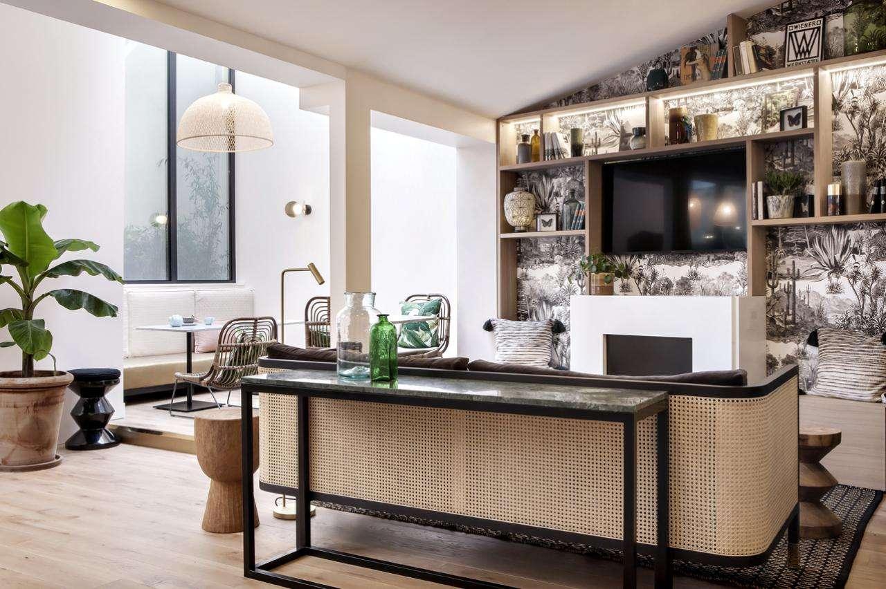 Hotel Doisy - Lounge