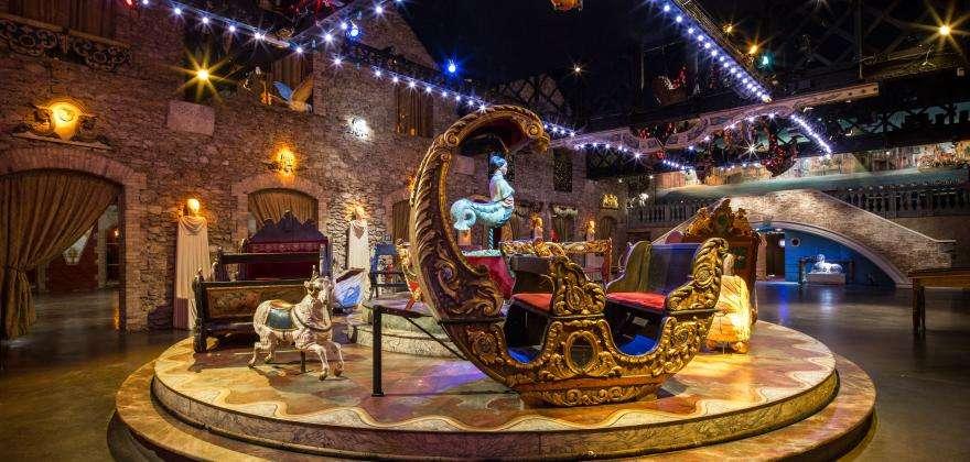 Le Musée des Arts Forains vous convie au Festival du Merveilleux