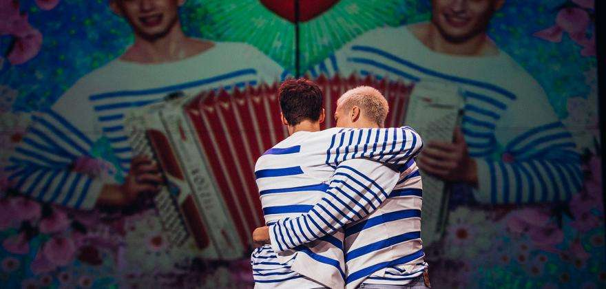 Jean-Paul Gautier in the spotlight with his Fashion Freak Show