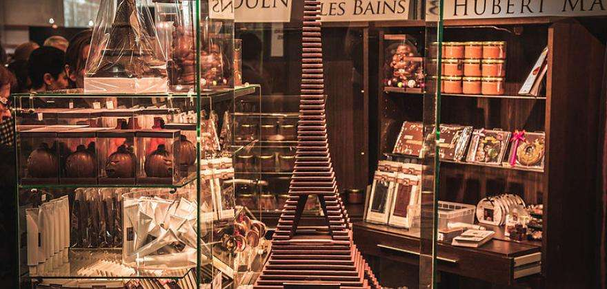 Succumb to temptation at the Salon du Chocolat